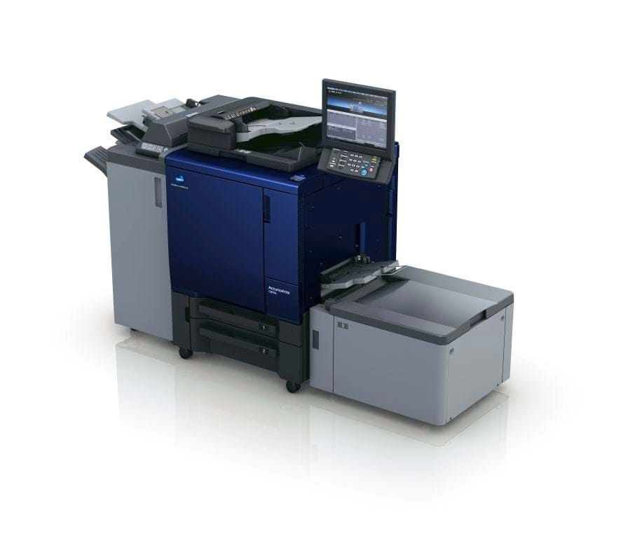 Konica Minolta accurio print c3070l professional printer